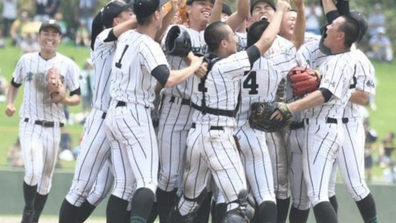 津田学園高校野球部 夏の甲子園2019のメンバーは?出身中学も紹介